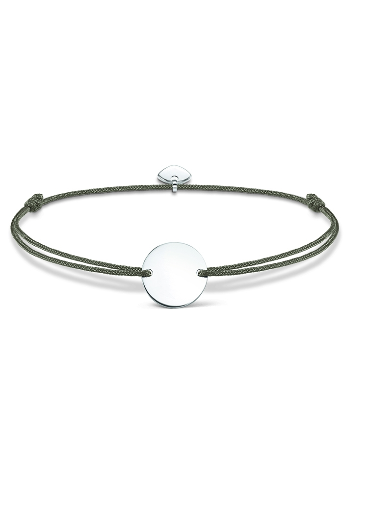 Armband Little Secrets Coin silber
