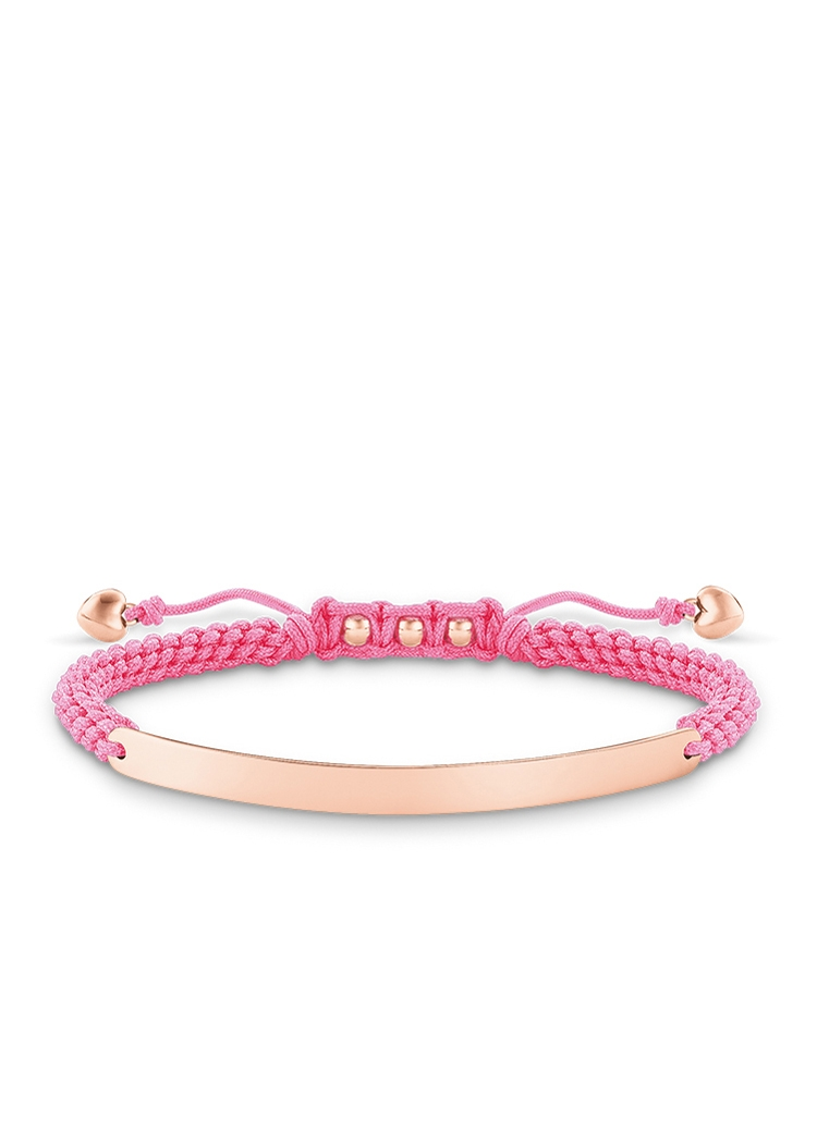 LBA0048-597-9 Love Bridge Roségold pink Gravur