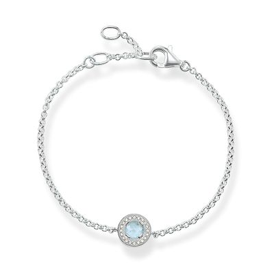 Glam & Soul Sterling Silver Armband