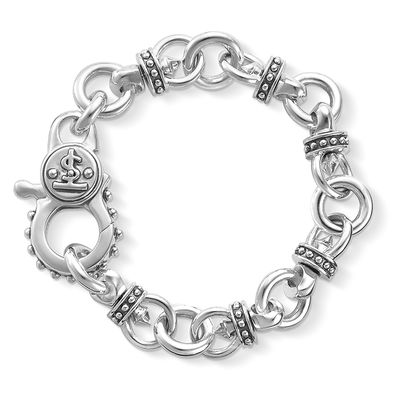 Rebel at Heart Sterling Silver Armband