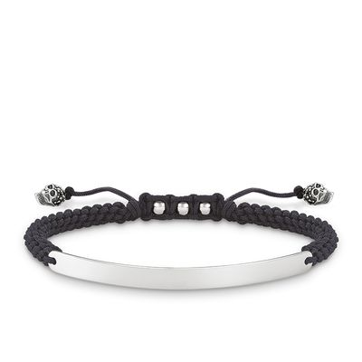 "Love Bridge Armband ""Totenkopf"""
