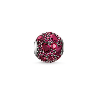 Karma Beads Rotes Feuer