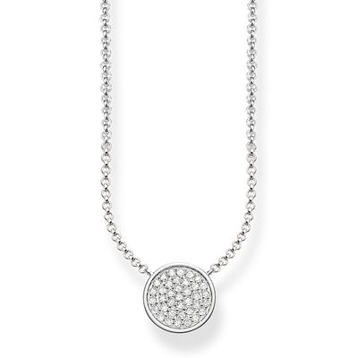 "Glam & Soul Collier ""Sparkling Circles"""
