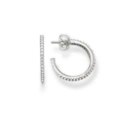 Glam & Soul Sterling Silver Creolen